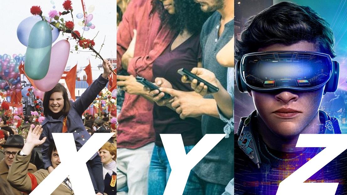 Поколения XYZ: кто Они и Вы? Как использовать теорию поколений в своих целях – лучшие примеры